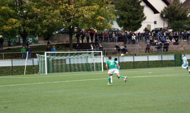 SV Auersmacher – VfB Dillingen 3:1 (1:1)