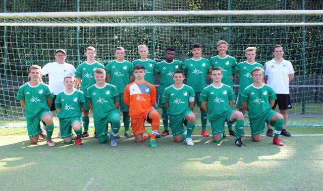 U19 des SVA kehrt eindrucksvoll in Erfolgsspur zurück
