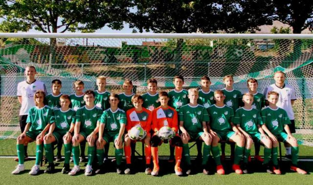 U15: Pflichtsieg des SVA im ersten Punktspiel!
