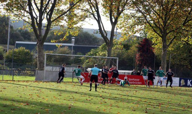 SC Halberg Brebach – SV Auersmacher 0:0
