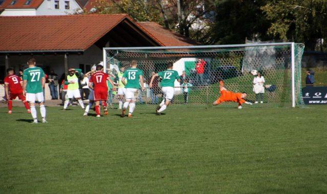 SV Auersmacher – FV Eppelborn 0:2 (0:2)