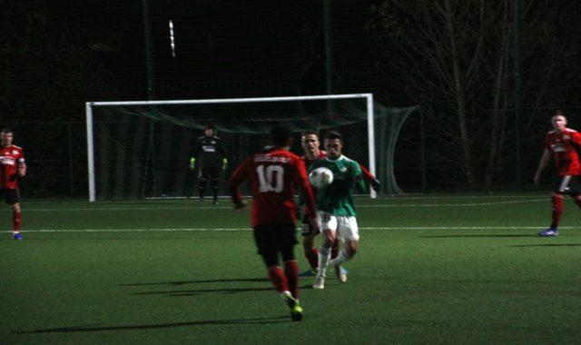 Achtelfinale Saarlandpokal: SV Auersmacher – SV Röchling Völklingen 3:1 (0:0) n.V.