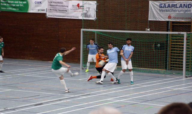 Hallenturnier des FC Phönix Kleinblittersdorf