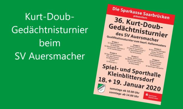 KDT 2020: Sieger SC Halberg Brebach!