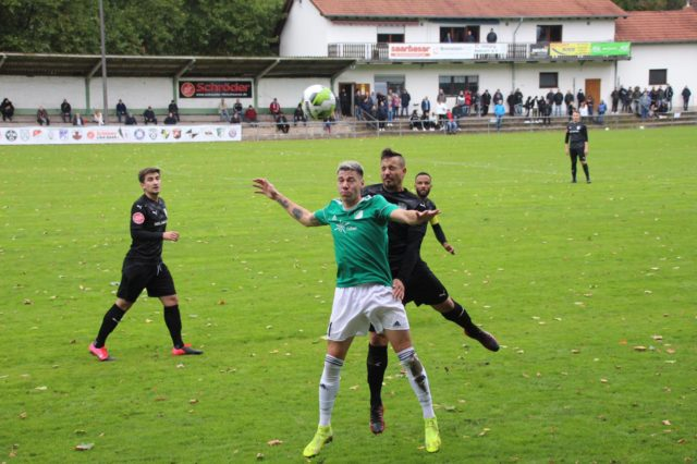 SC Halberg Brebach – SV Auersmacher 1:4 (1:3)