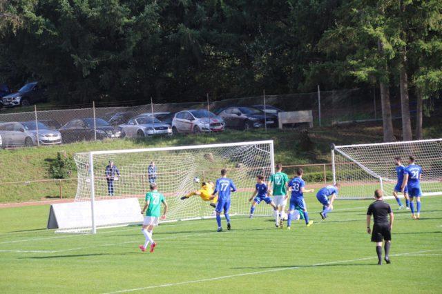 SV Auersmacher – FV Siersburg 6:0 (3:0)