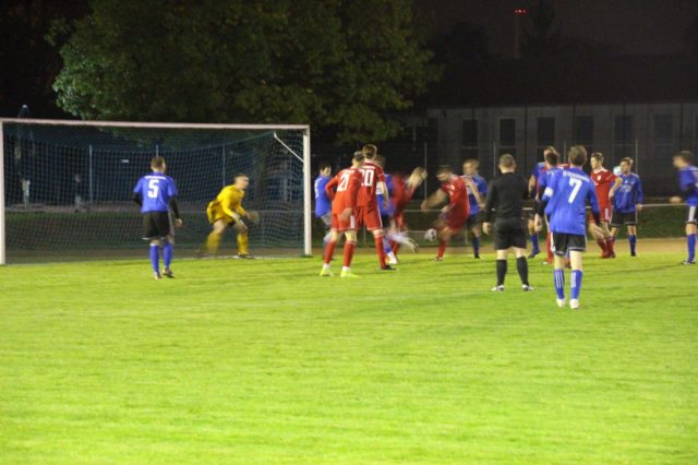 Saarlandpokal, 3. Runde: SV Rockershausen – SV Auersmacher 0:3 (0:2)