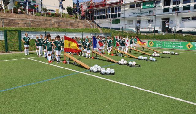 Fussballcamp 2021 – ein voller Erfolg!