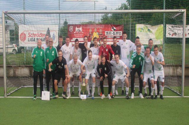 SV Auersmacher gewinnt Jost & Pilger Cup in Quierschied