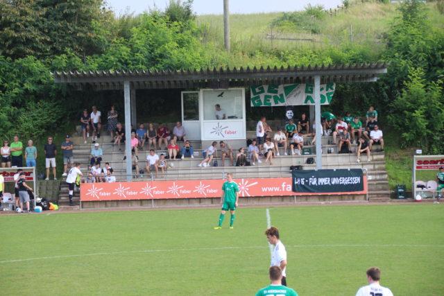 SV Karlsbrunn – SV Auersmacher U23 2:8 (1:5)