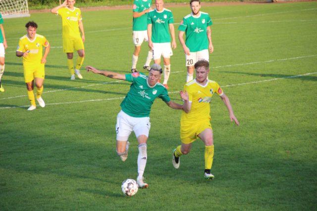 3:1-Erfolg über Borussia Neunkirchen untermauert  Tabellenführung in der Saarlandliga
