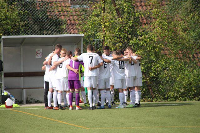 FV Fechingen – SV Auersmacher U23  2:2 (1:0)