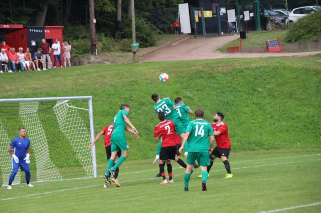 SC Altenkessel – SV Auersmacher U23  2:0 (2:0)