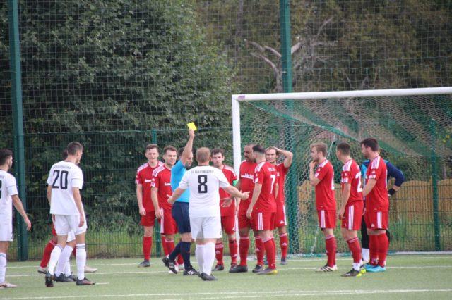 SV Auersmacher U23 – SC Bliesransbach 3:3 (2:1)