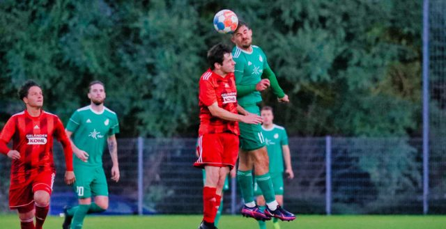 SVA setzt sich im Pokal 7:3 (3:1) in Bliesransbach durch!