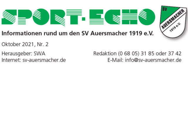 Neues Sport-Echo online 02-2021